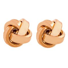 Love these love knot earrings! I got them as a gift for Christmas, but they would be an even better Valentine's gift. Great quality and very affordable.
