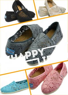 Toms shoes are discount, and time is limited.The price is only $15.
