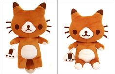 cuteplush:    Little Fox plush dolls are up for pre-order! We are expecting them in next month, so they should ship by the end of June. Pre-order price is only $16!