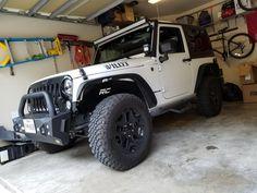 Tucked away after a long weekend of getting cut on #jeep #jeeplife #Wrangler #jeeps #Cherokee #JeepMafia #offroad #4x4