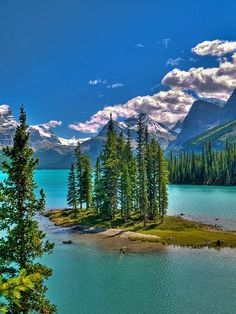 St Mary Lake, Glacier National Park, #Montana