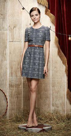 Vestido Denim floral | Lookbook | Antix Store