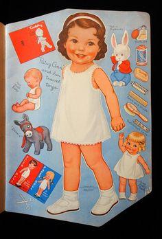 US $50.00 Used in Dolls & Bears, Paper Dolls, Vintage