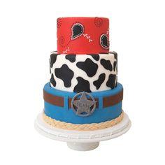 Django Cowboy Cake || Sugarlips Cakes || www.sugarlipscakes.com