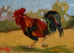 Rooster...Delilah Smith