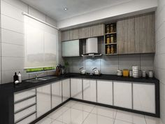 Kitchen Design Malaysia kitchen design 厨房设计 @ kulai & johor bahru, johor, malaysia