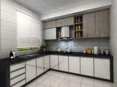 Kitchen Design 厨房设计 @ Kulai U0026 Johor Bahru, Johor, Malaysia | Eleven Interior Part 72