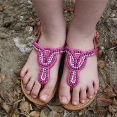 SKYLER GIRL 2017 Sandals Summer Sandals Girls Rhinestone Clip Toe Platform Comfortable Adjust Bandage Soft Base Girls Shoes US$15.58