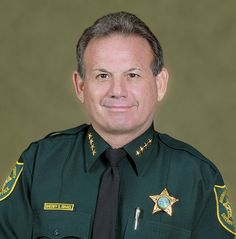Scott J. Israel, Broward County Sheriff - In addition to possessing a B.A. Degree, he is a graduate of the FBI National Academy (212 Session).