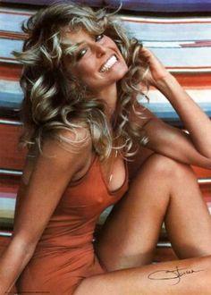 Amazon.com - Farrah Fawcett - Red Swimsuit Poster - 1976 - 20 x 28