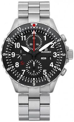 Damasko DC66 Si Bracelet   Timeless Luxury Watches
