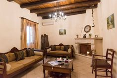 Erofeli House, a rustic home! - Houses for Rent in Rethimno