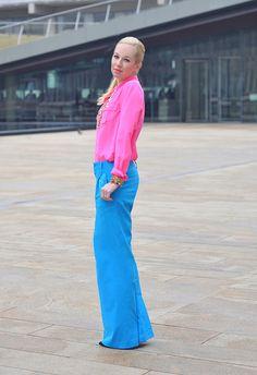 Beautiful from Brooklyn Blonde  http://www.brooklynblonde.com/