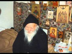 To those who are distrustful who doubt and dispute and use only the faculty of reason and are not open to God God does not show himself. God does not enter locked souls; He does not force an entrance. Saint Porphyrios by orthodox_christian_life