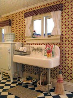 Exceptional Kitchen Remodeling Choosing a New Kitchen Sink Ideas. Marvelous Kitchen Remodeling Choosing a New Kitchen Sink Ideas. Kitchen Design, Modern Kitchen, Vintage House, Chic Kitchen, Vintage Kitchen Sink, Retro Kitchen, Vintage Sink, Shabby Chic Kitchen, Retro Home Decor