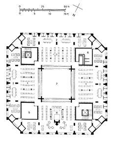 Библиотека Академии Филлипса в Эксетере, штат Нью-Гемпшир, арх. Луис Кан (англ. Louis Isadore Kahn), 1965–72: 724 изображения найдено в Яндекс.Картинках