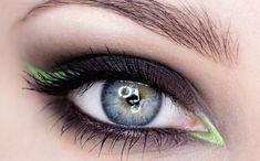 Green arrow Versace - Spring 2013