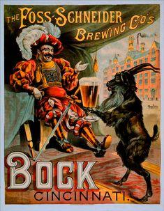 Cincinnati vintage poster bank