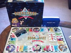 The Doonesbury Game by Mikrofun