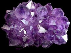 I got: Amythest! Which Gemstone represents you?