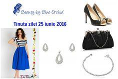 Tinuta zilei 25 iunie 2016 - Beauty by Blue Orchid Polyvore, Image, Fashion, Fashion Styles, Fashion Illustrations, Trendy Fashion, Moda