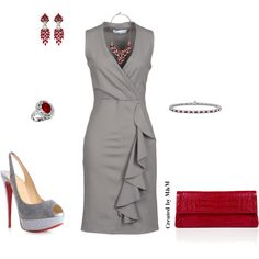 LOVELY LADY!!!!, created by marion-fashionista-diva-miller on Polyvore