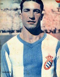TERUEL (R.C.D. Español - 1945-46) D. Marca