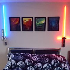 Badass Star Wars bedroom decoration - 9GAG