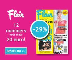 #Flair #Abonnement #Korting