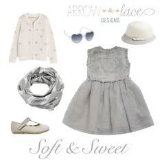 Soft & Sweet. Neutral Outfit Inspiration #arrowandlacelooks