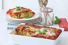 Cannelloni s cuketou