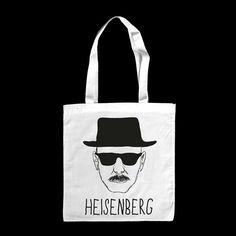 Breaking Bad Stofftasche - Heisenberg