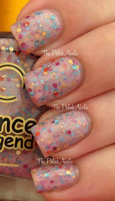 Dance Legend Sun Shine Collection Swatches, 194. http://www.thepolishaholic.com/2013/06/dance-legend-sun-shine-collection.html?utm_source=feedburner_medium=email_campaign=Feed%3A+ThePolishAholic+%28The+PolishAholic%29