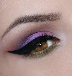 make eyeshadow quad bareMinerals The Dream Sequence e verdinho NYX http://claudiaguillen.inbloodesign.com/