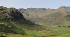 From Side Pike cattle grid, the Langdales, Cumbria