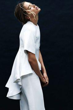 Doutzen for Harper's Bazaar US (March 2012)