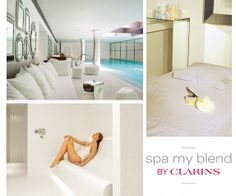 My Blend by Clarins - Spa de #Luxe