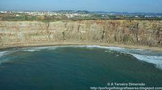 A Terceira Dimensão - Fotografia Aérea: Praia da Escada
