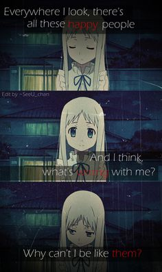 Anime : Anohana
