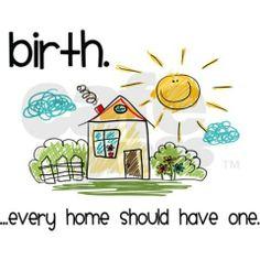 Love the birth bag idea ♥