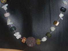 Weiteres - Collier * SCHÄTZE DER ERDE * - ein Designerstück von lilly10 bei DaWanda