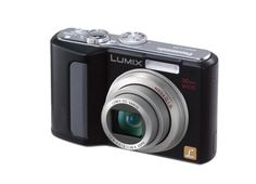 :Panasonic Lumix DMC-LZ8K 8MP Digital Camera with 5x Wide Angle MEGA Optical Image Stabilized Zoom (Black)