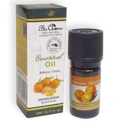 Mandarijn essentiële olie , voor aromatherapie bij u thuis 5 ml.
