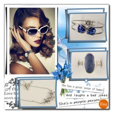 """""""// VintageForAges 24.//"""" by sajra-de ❤ liked on Polyvore featuring Honour, Lazuli, WALL and vintage"""