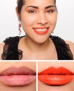 Illamasqua Glamore Lipsticks Reviews, Photos, Swatches