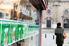 Brussels Belgium 22 January 2015. A row of Charly Hebdo... #ixelles: Brussels Belgium 22 January 2015. A row of Charly Hebdo… #ixelles
