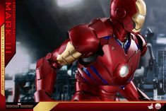 Iron Man – 1/4th Scale Mark III Collectible Figure Coming Soon     DisKingdom.com   Disney   Marvel   Star Wars - Merchandise News First Iron Man, Iron Men 1, Star Wars Merchandise, Disney Marvel, Marvel Cinematic Universe, Scale, Superhero, Toys, Collection