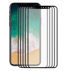 [US$16.19] 5 Packs Bakeey Silkscreen Automatic Adsorption Tempered Glass Screen Protector For iPhone X #adsorption #automatic #bakeey #glass #iphone #packs #protector #screen #silkscreen #tempered #iphonexscreenprotector,