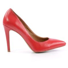 Red pumps are beautiful shoes for all kind of days! - Rode pumps zijn mooie schoenen voor elke gelegenheid!