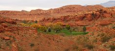 Dixie Red Hills Golf Course #stgeorge #utah